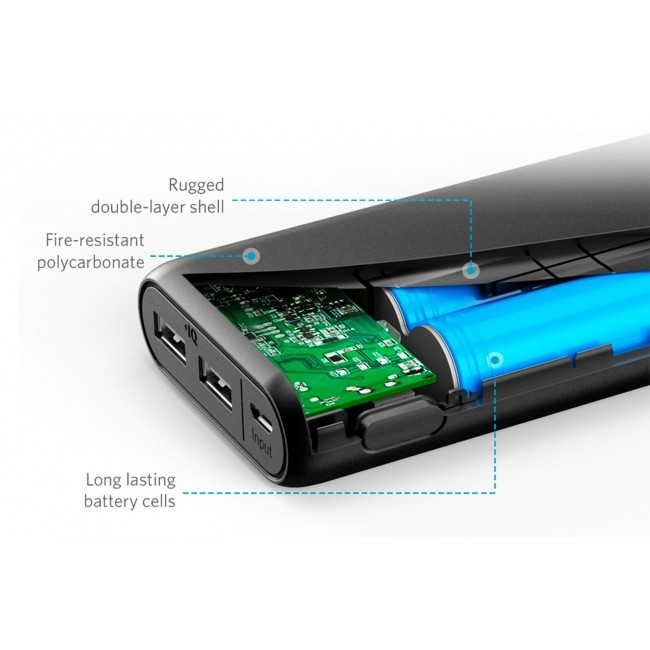 improved reliability anker powercore 15600